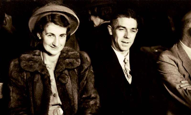 Frank and Betty Young